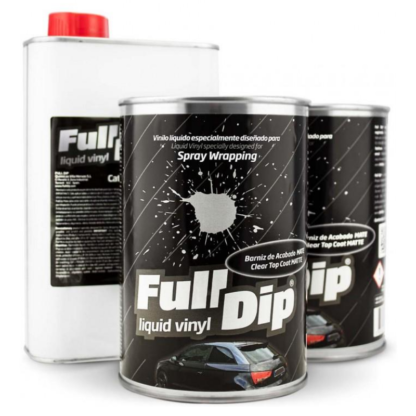 Full Dip 3.25L - TOP COAT PRO High Gloss 1