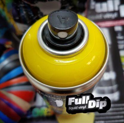 Full Colors 400ml stabdžių suportų dažai - geltoni 2