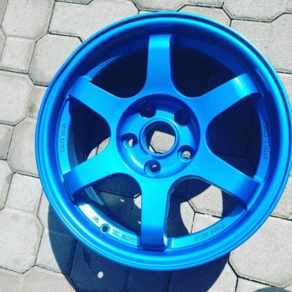 Full Dip Rinkinys - Blue Metallic 4x 2