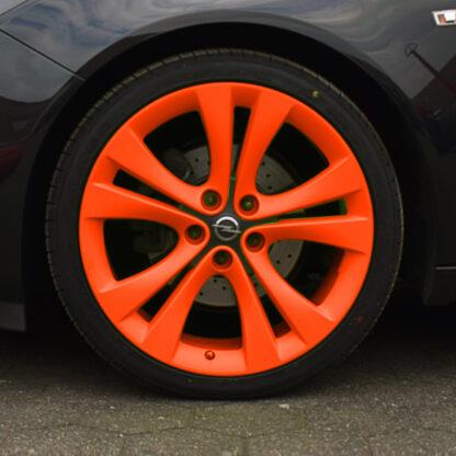 Full Dip Rinkinys - Orange Fluor 4 + 2 2
