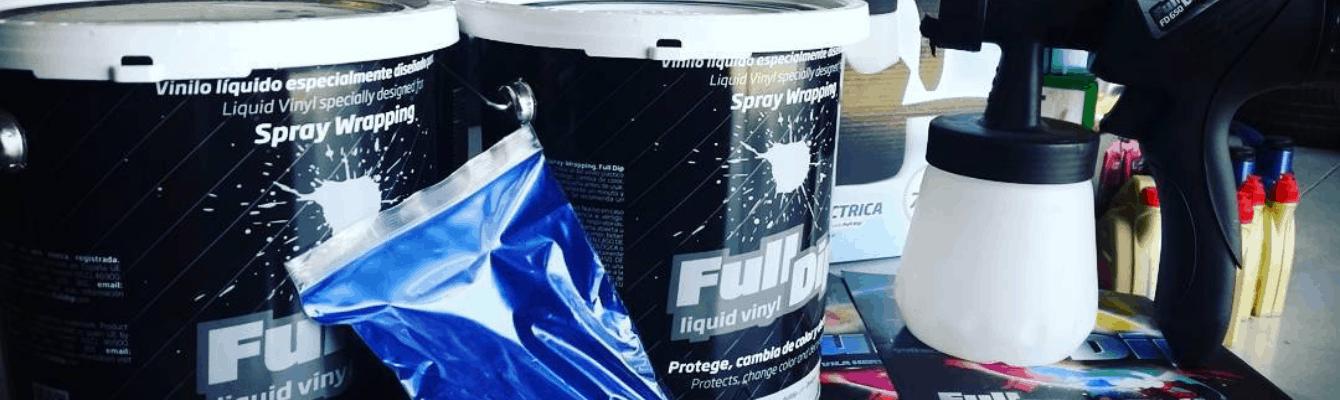 Full Dip® dažų dengimo instrukcija 1