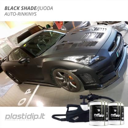 Black - Auto dažymo rinkinys 1